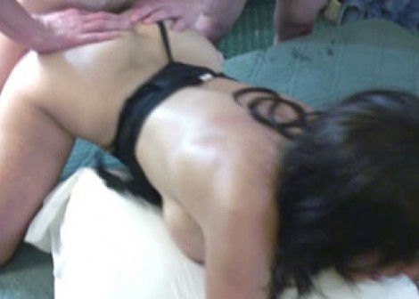 Slutty MILF Carmen getting banged